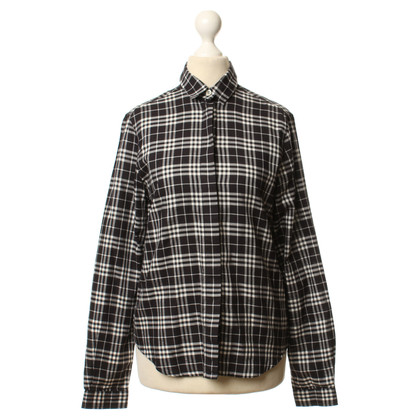 Burberry Blouse with Plaid