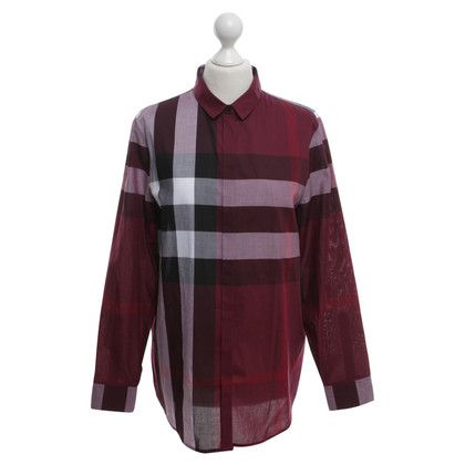 Burberry Shirt with check pattern
