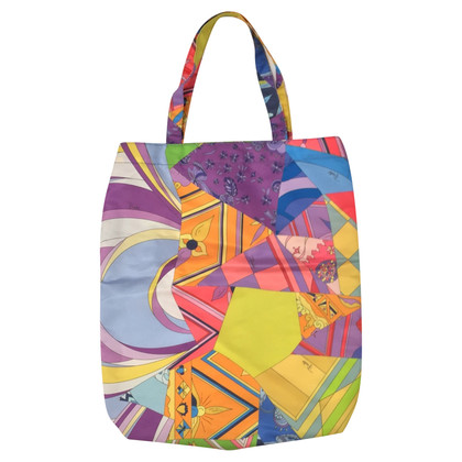 Emilio Pucci Tote Bag made of nylon