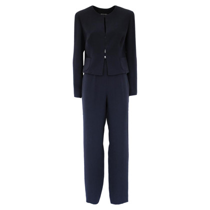 Giorgio Armani Pantsuit made of silk