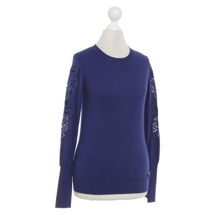 Moschino Love Sweater in blue