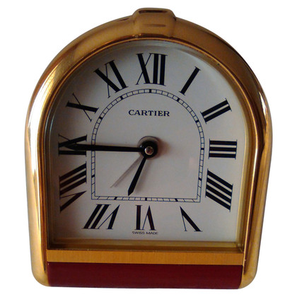 Cartier CARTIER clock table clock.
