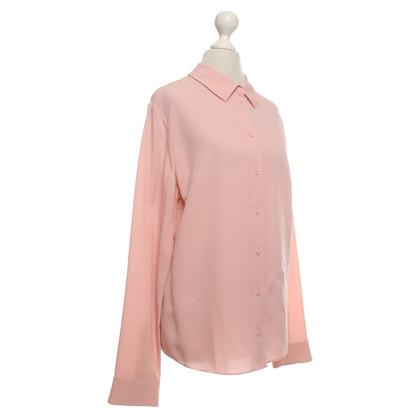 Iris von Arnim Camicetta di seta in rosa