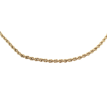 Christian Dior Necklace in gold