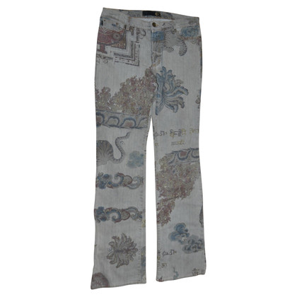 Just Cavalli Jeans with print