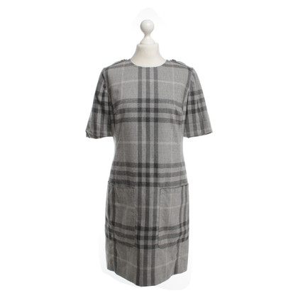 Burberry Jurk met plaid