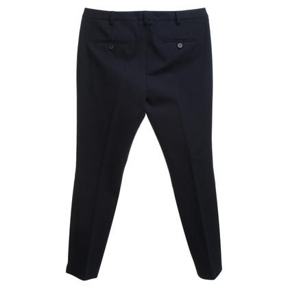 Windsor vestito di pantaloni in blu