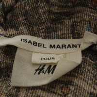 Isabel Marant for H&M Kleid mit Metallfaden
