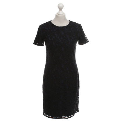 Armani Jeans Dress in black / blue
