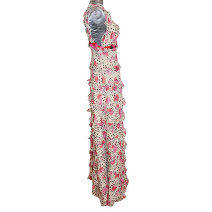 Giambattista Valli Silk Dress Maxi