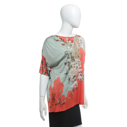 Etro Patterned top in multicolor