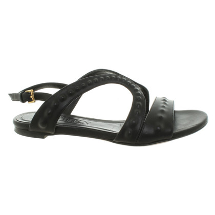 Alexander McQueen Sandals in black
