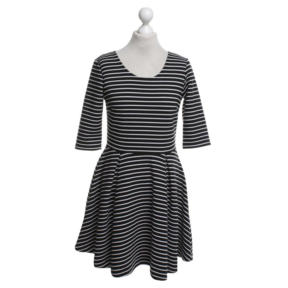 French Connection Kleid mit Streifenmuster