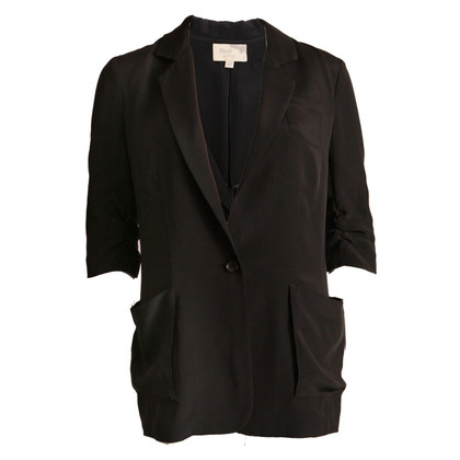 Elizabeth & James Blazer in seta