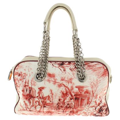 Wunderkind Handbag with motif print