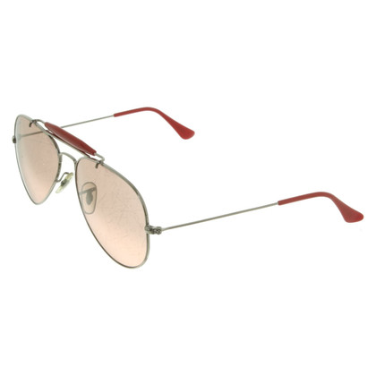 Ray Ban Sunglasses in red
