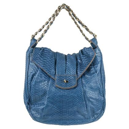 Zagliani Reptile handbag