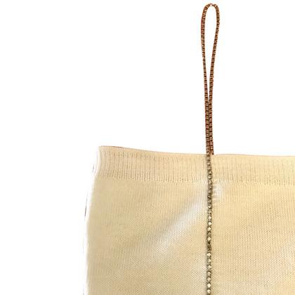 Miu Miu Halter top in knit
