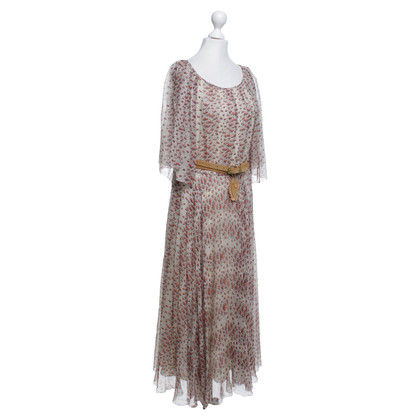 3.1 Phillip Lim Silk dress with pattern