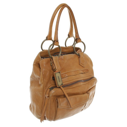 Boss Orange Leather handbag in brown