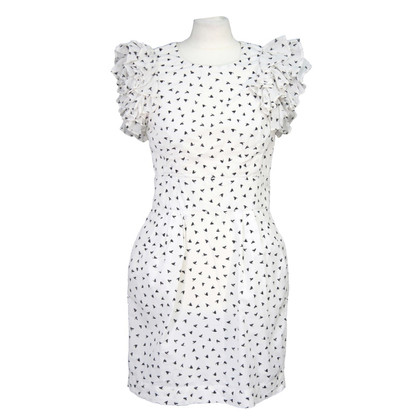 French Connection Dress with pattern