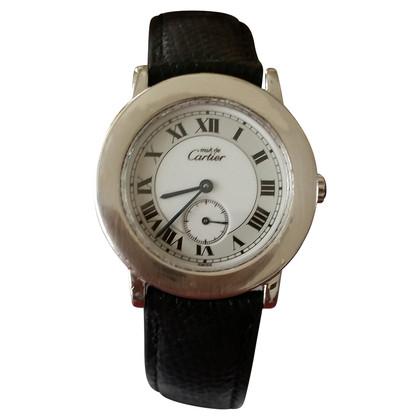 Cartier Orologio d'argento