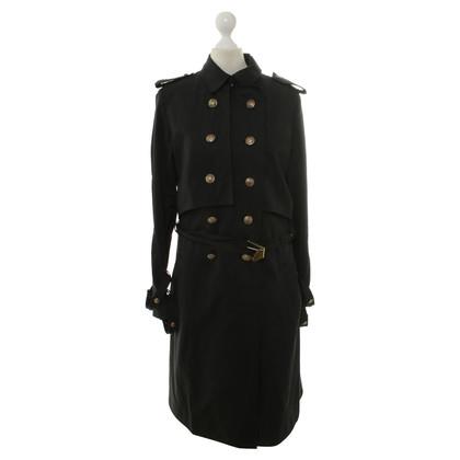 Balmain Elegante trench coat