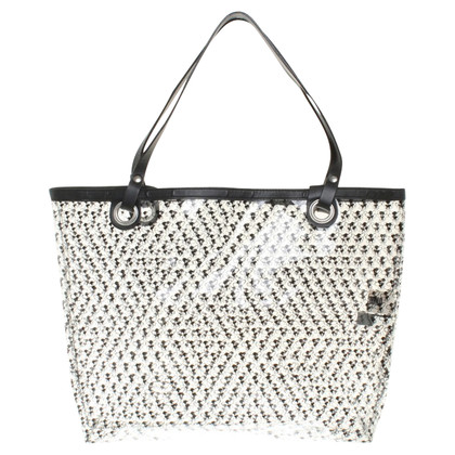Moschino shoppers PVC