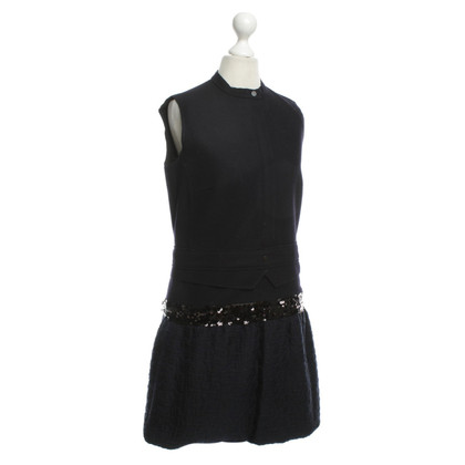 Victoria by Victoria Beckham Dress in Midnight Blue