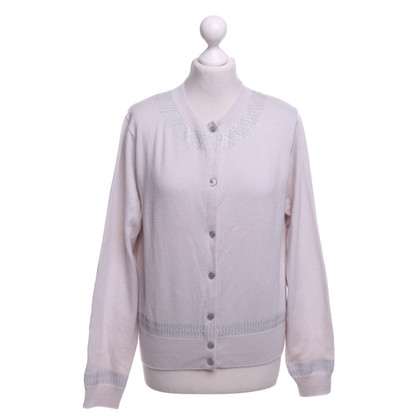Marc Jacobs Cardigan in cashmere in Greige