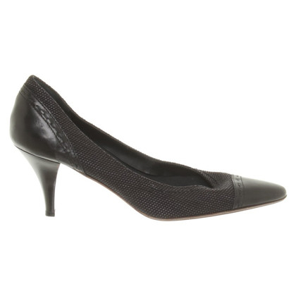 René Lezard pumps in black