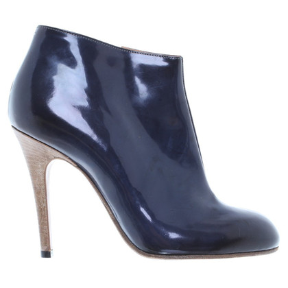 Maison Martin Margiela Patent leather pumps with pencil heel