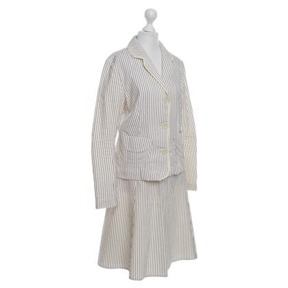 Dorothee Schumacher Costume in brown / white