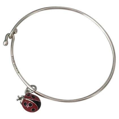 Tiffany & Co. Bracelet Coccinelle charme