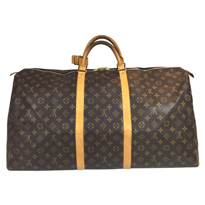 """Louis Vuitton """"Keepall 60 from Monogram Canvas"""""""