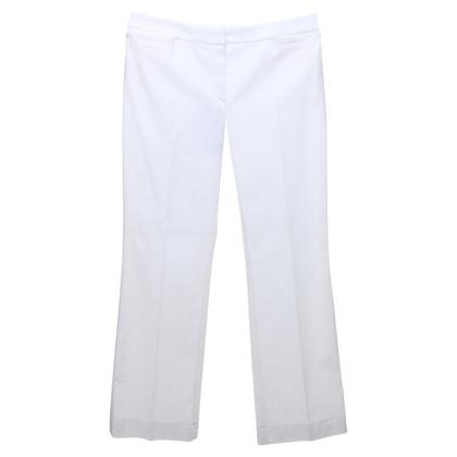 Escada Bootcut-jeans in het wit