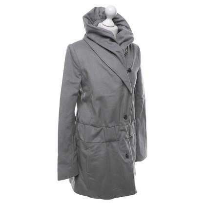 Patrizia Pepe Coat in grijs