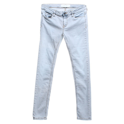 Iro Skinny jeans in light blue