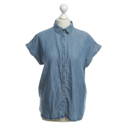 Closed Blusa in blu pallido