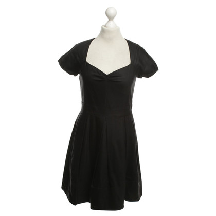 Marc by Marc Jacobs Kleid in Schwarz