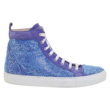 Le Silla  Sneakers in blue
