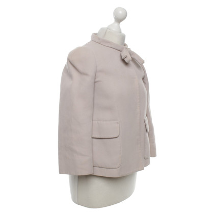 Miu Miu Jacket in nude