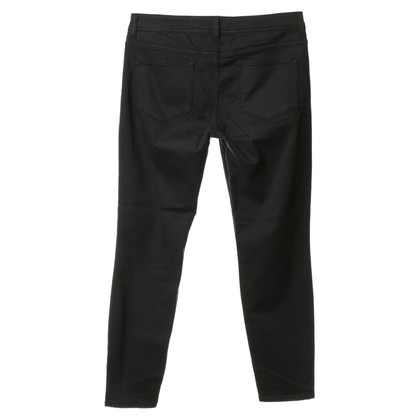 Closed Trousers in dark blue