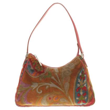 Etro Handbag in vintage style