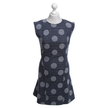 Kenzo Jean jurk met patroon