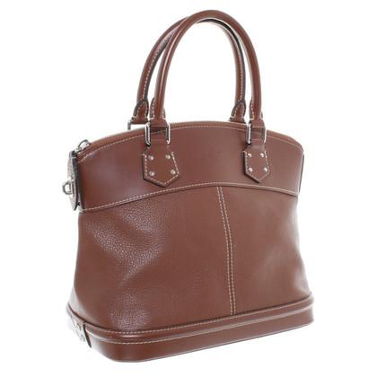 "Louis Vuitton ""Suhali Lockit PM"" in Brown"