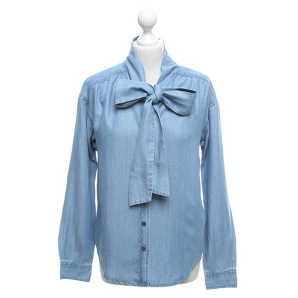 Closed Jeans blouse in light blue