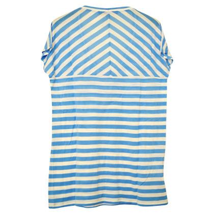 BCBG Max Azria Shirt mit Streifenmuster