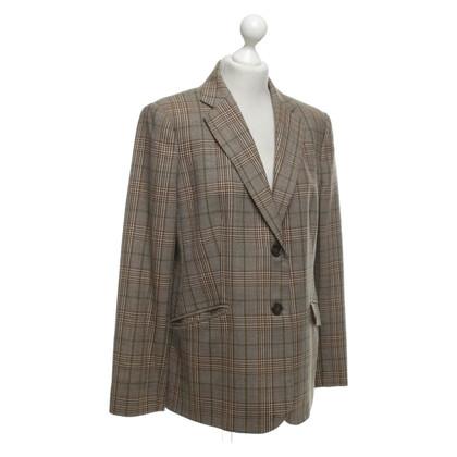 Burberry Blazer with check pattern