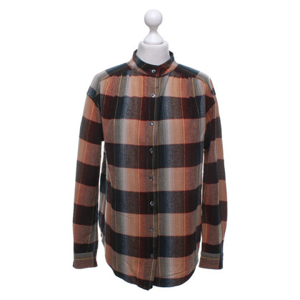 Closed Shirt blouse with plaid pattern